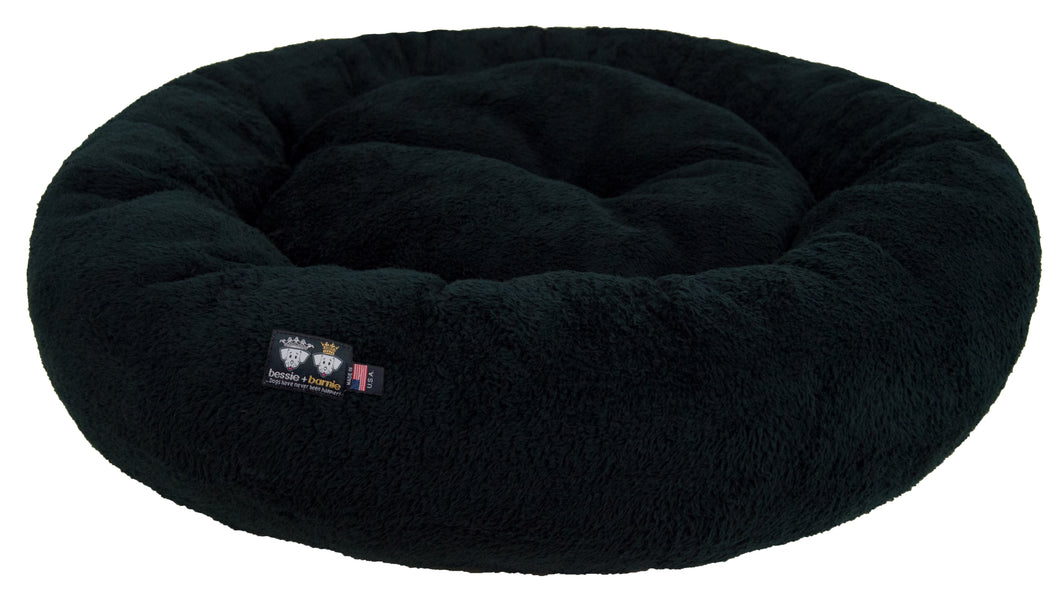 Snuggle Bed - Black