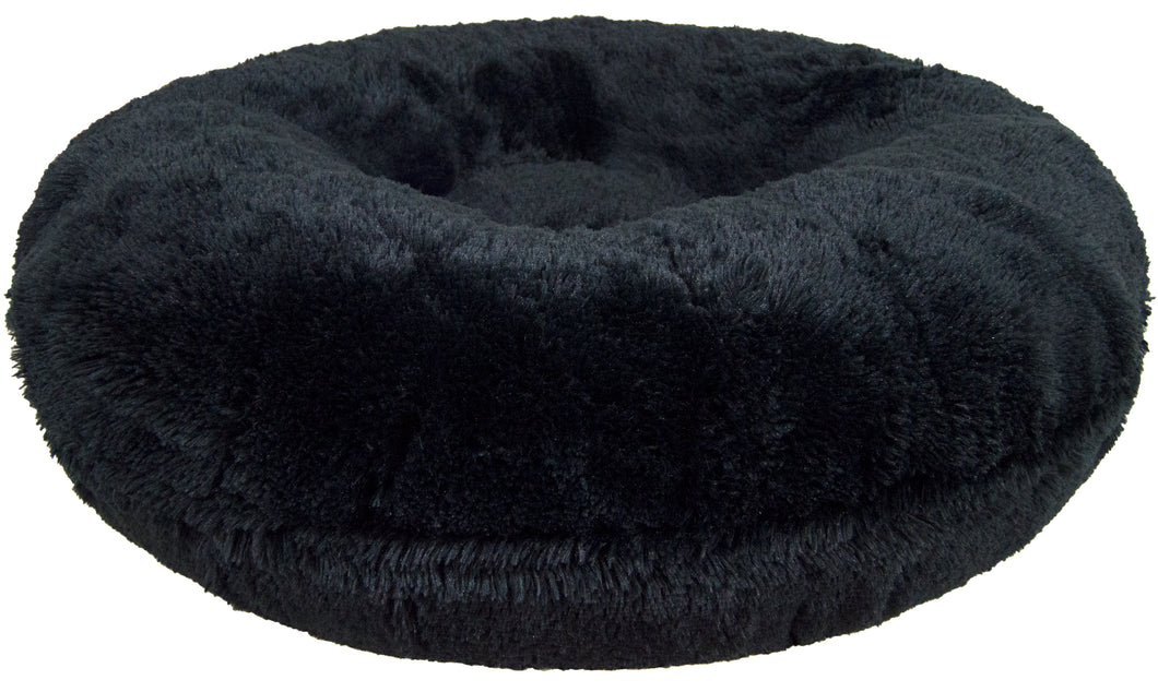 Bagel Bed - Black Bear