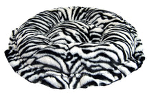 Lily Pod - Black Puma and Zebra