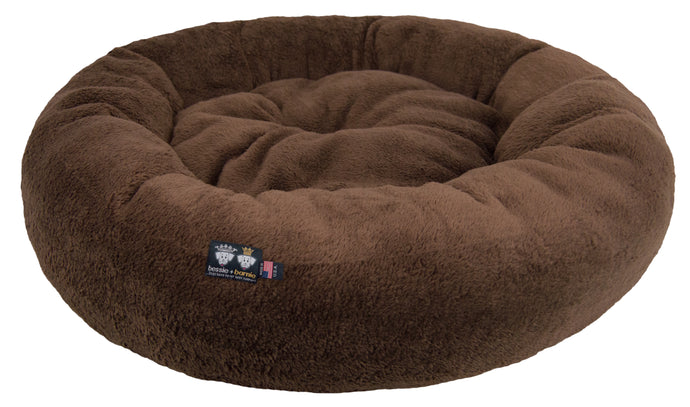 Snuggle Bed - Brown