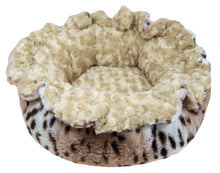 Lily Pod -Aspen Snow Leopard and Camel Rose