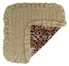 Blanket - Camel Rose and Chepard