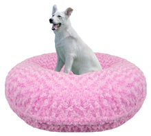 Bagel Bed - Cotton Candy