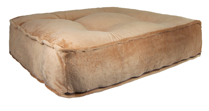 Sicilian Rectangle Bed - Divine Caramel