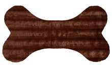 Bone Pillow - Godiva Brown