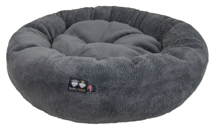 Snuggle Bed - Grey