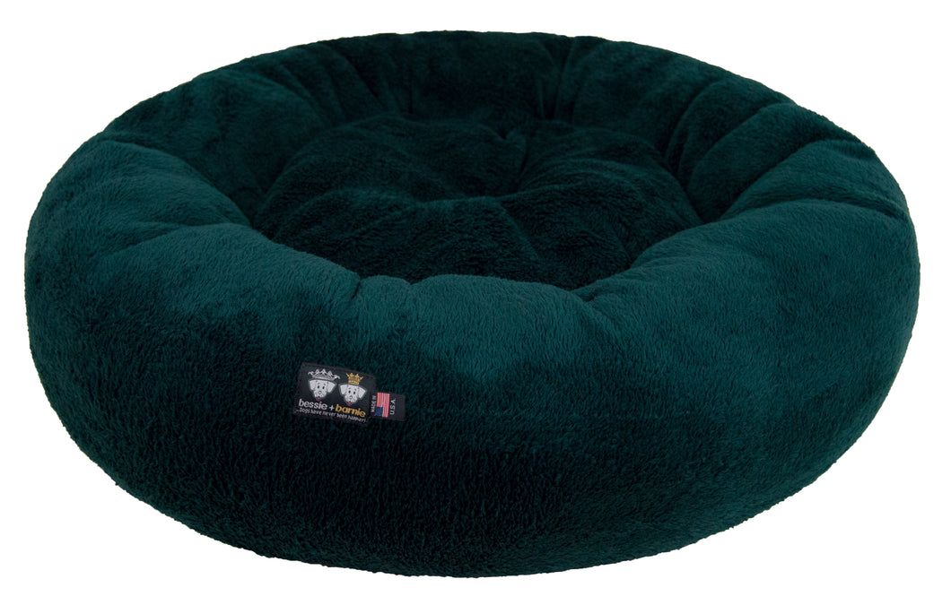 Snuggle Bed - Hunter Green