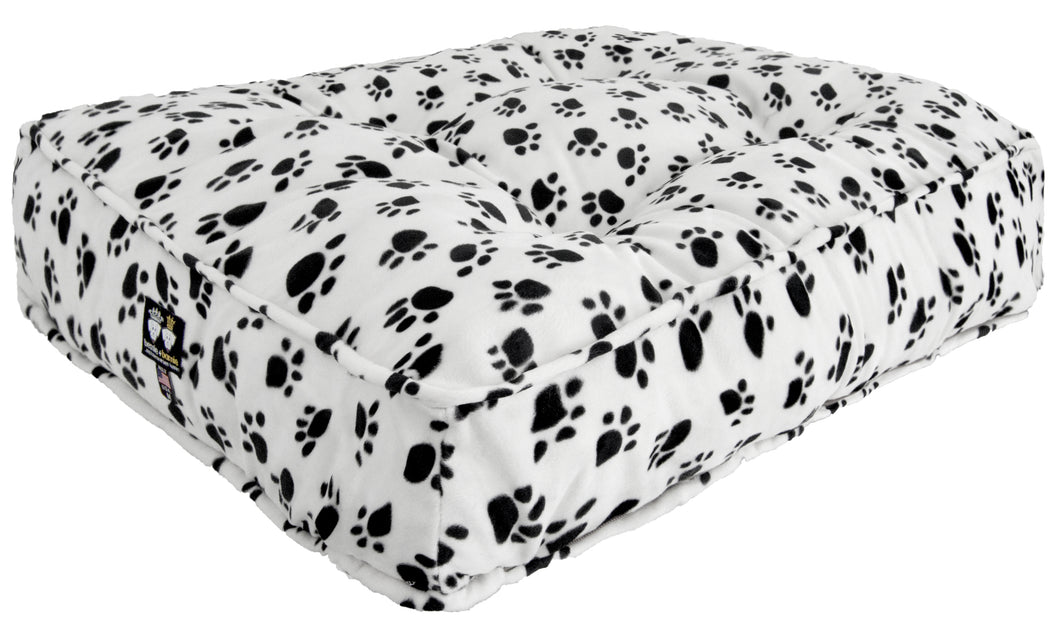 Sicilian Rectangle Bed - Polka Paws