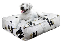 Sicilian Rectangle Bed - Puppy Labs