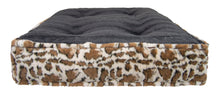 Sicilian Rectangle Bed - Giraffe and Gravel Stone