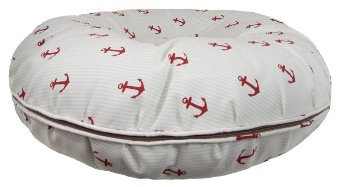 Outdoor Bed - Red Anchor