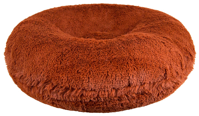 Bagel Bed -  Rustic Brick