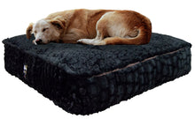 Sicilian Rectangle Bed - Serenity Black