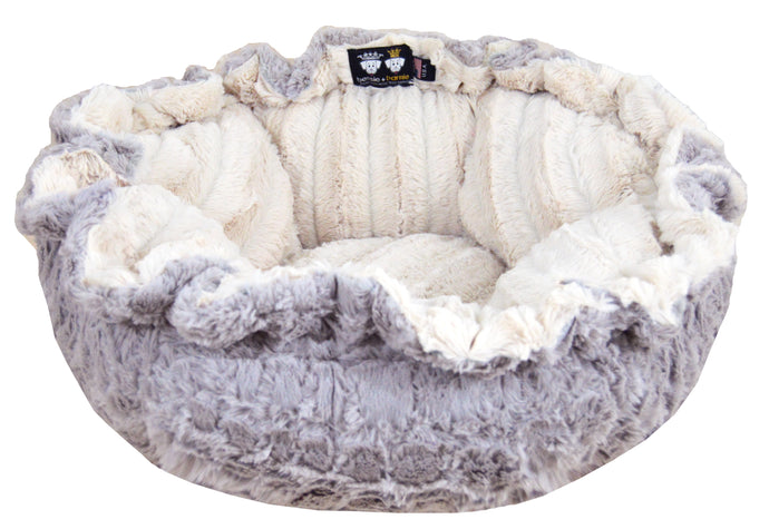 Cuddle Pod -  Serenity Grey and Natural Beauty