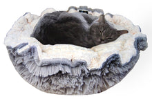 Cuddle Pod -  Serenity Ivory and Siberian Grey
