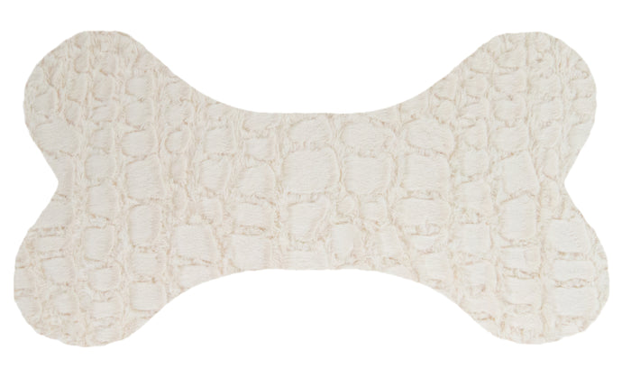 Bone Pillow - Serenity Ivory