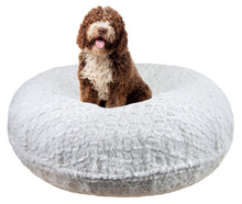 Bagel Bed -  Serenity White