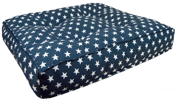 Outdoor Rectangle Bed - Star Banner