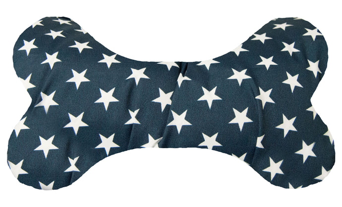 Bone Pillow - Star Banner