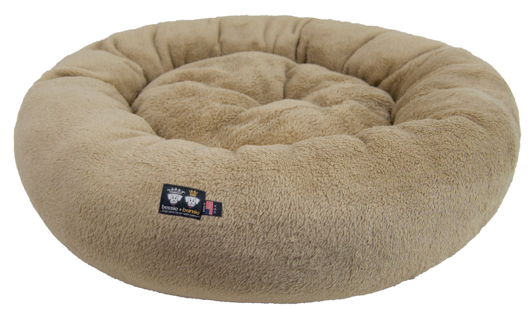 Snuggle Bed - Taupe