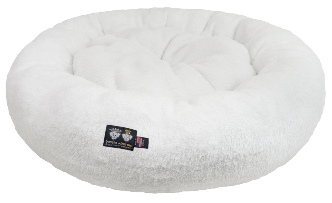 Snuggle Bed - White