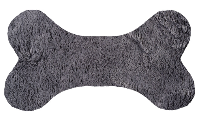 Bone Pillow - Wolfhound Grey