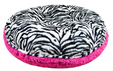 Bagel Bed - Zebra and Lollipop