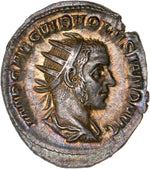 Empire Romain, Volusien, Antoninien, 251-252, Rome - Avers