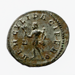 Empire Romain, Maximien Hercule, Aurelianus, 286, Lyon