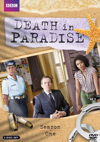 Death in Paradise: Series 1
