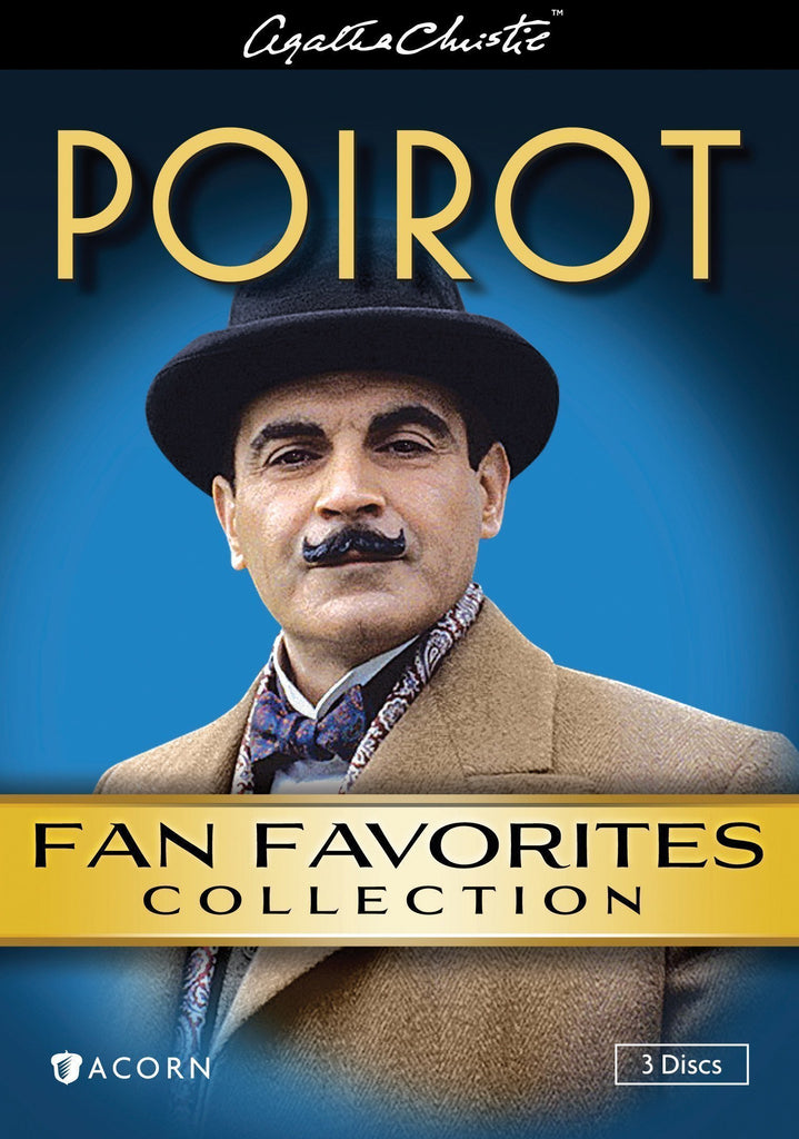Agatha Christie's Poirot: Fan Favorites Collection