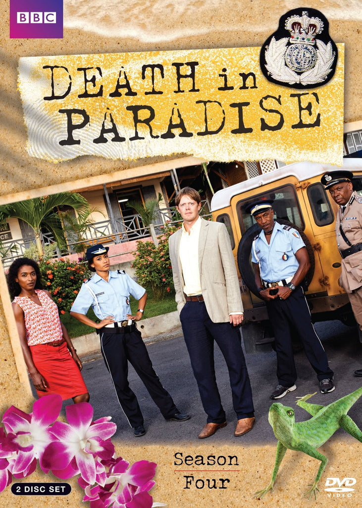Death in Paradise: Series 4