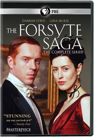 Masterpiece: Forsyte Saga: The Complete Series