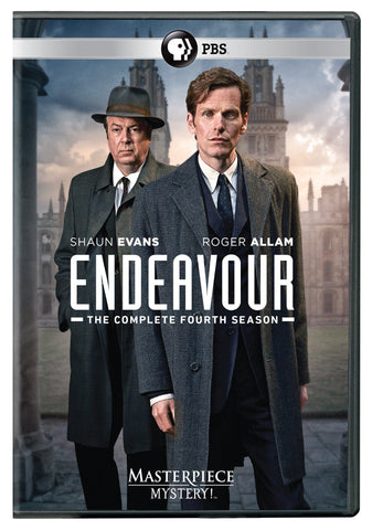 Masterpiece Mystery!: Endeavour: Series Four