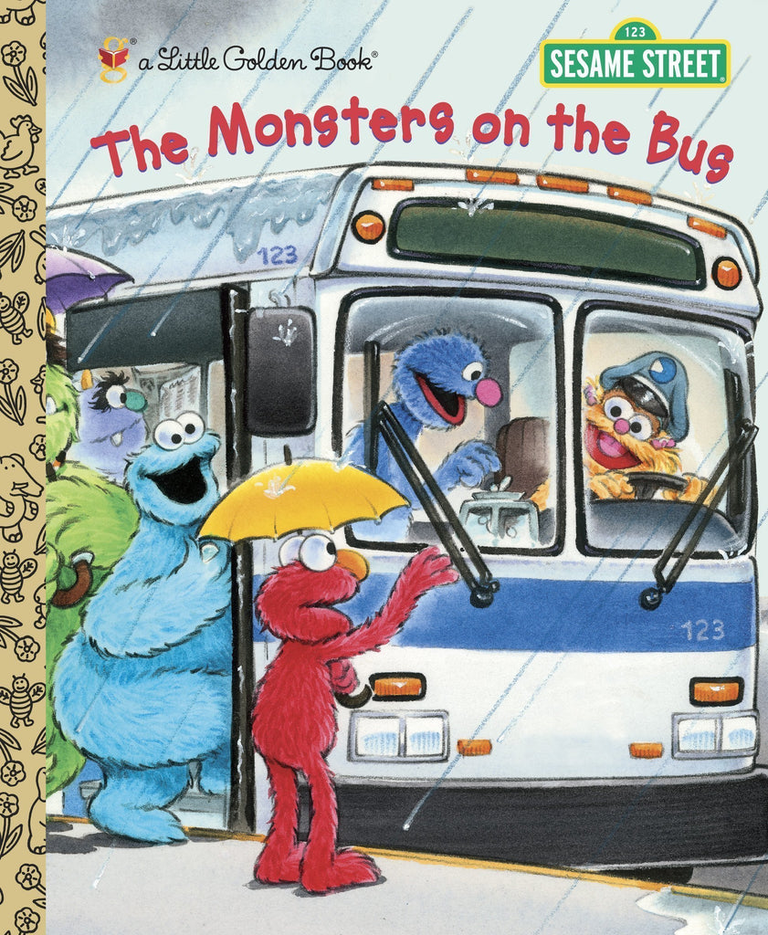 Sesame Street: The Monsters on the Bus