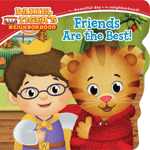 Daniel Tiger: Friends Are the Best!