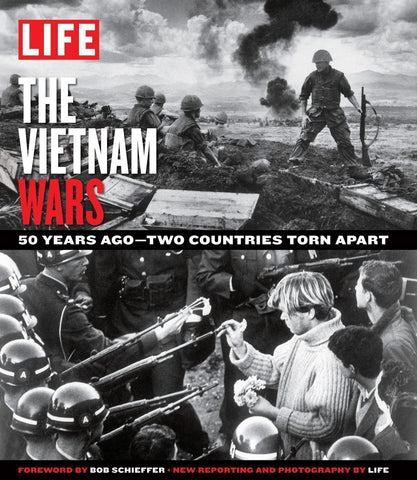 The Vietnam Wars: 50 Years Ago - Two Countries Torn Apart