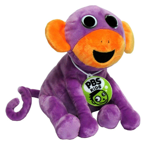 PBS Kids: Monkey Plush
