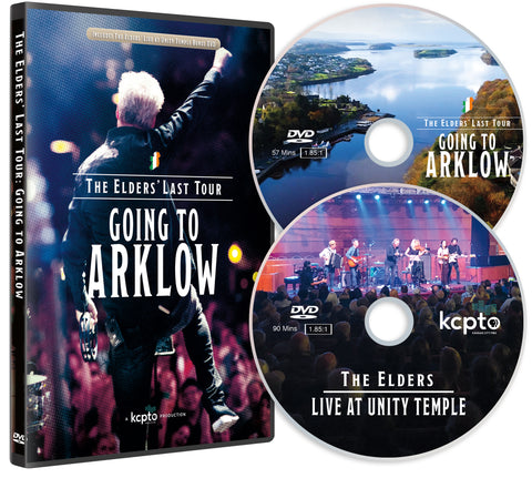 The Elders' Last Tour: Going to Arklow + bonus disk - The Elders Live at Unity Temple