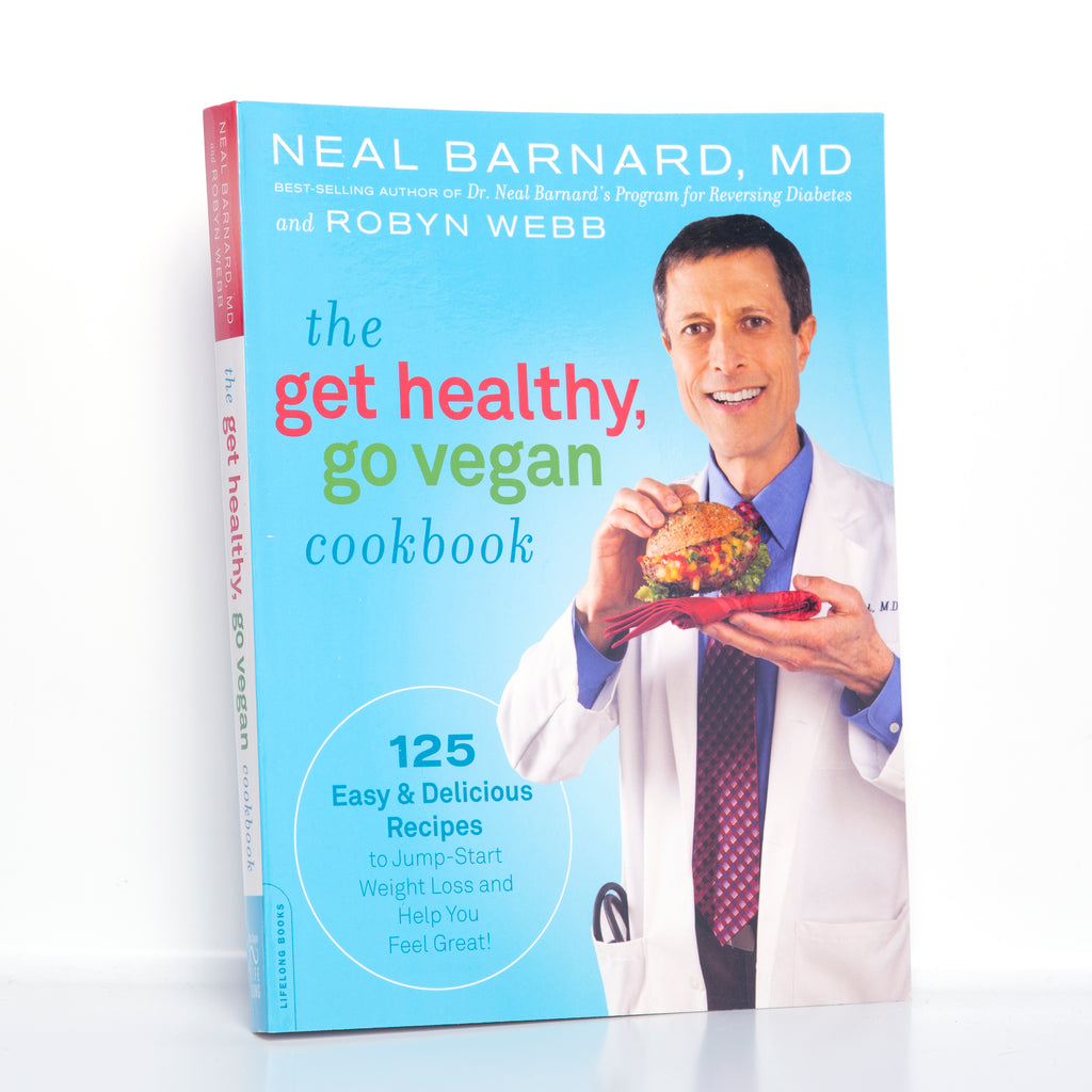 Get Healthy, Go Vegan Cookbook