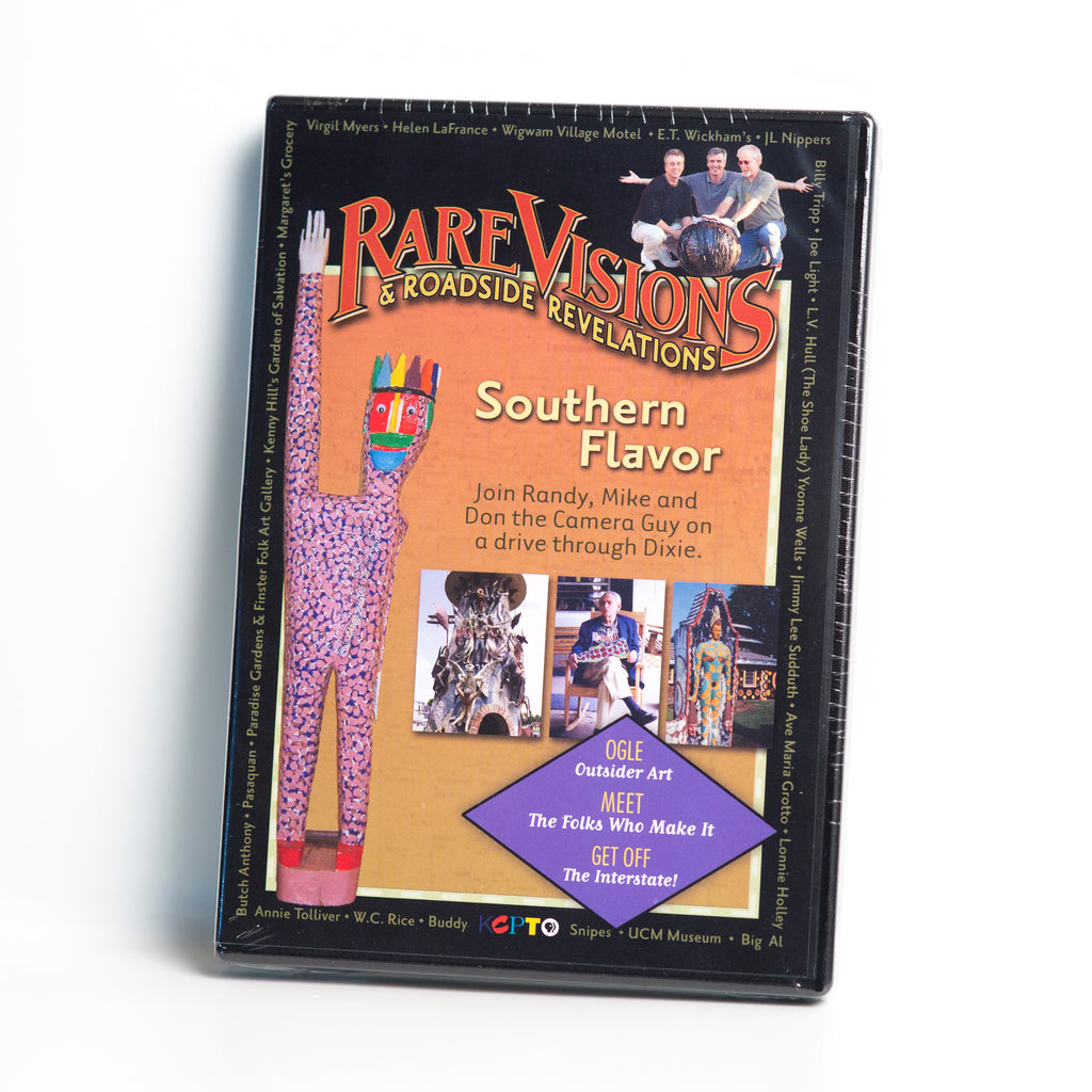 Rare Visions & Roadside Revelations - Southern Flavor