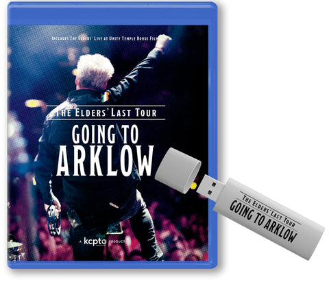 The Elders' Last Tour: Going to Arklow + The Elders Live at Unity Temple USB Flash Drive