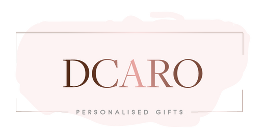 Personalised Gifts Dcaro