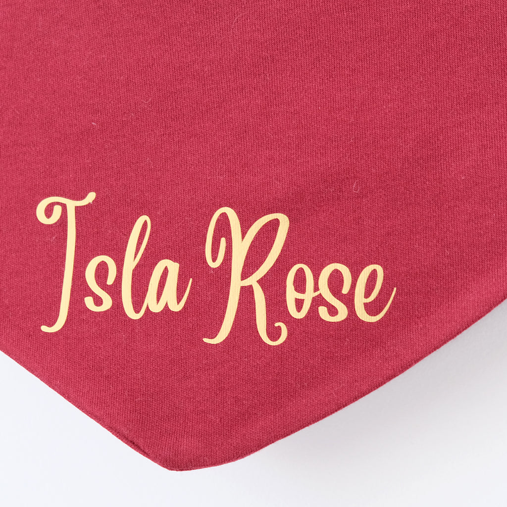 personalized bibs for babies