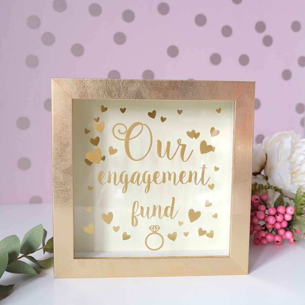 Bright Fund Box For Engagement