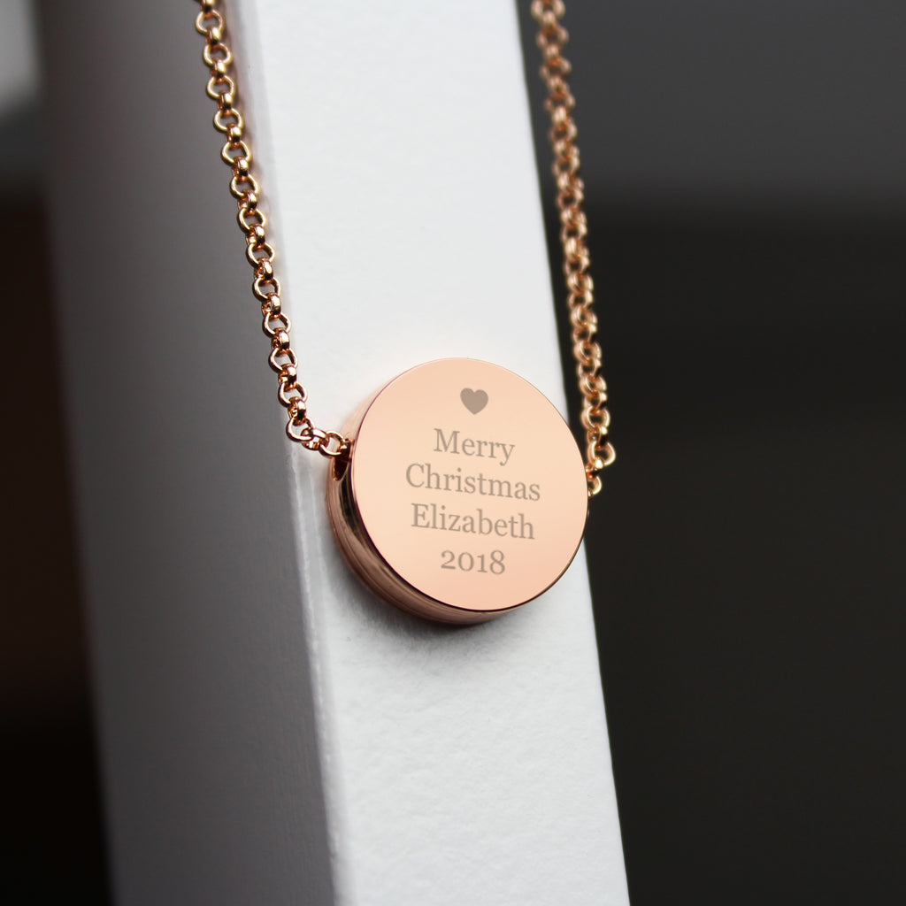 personalised necklace for mum