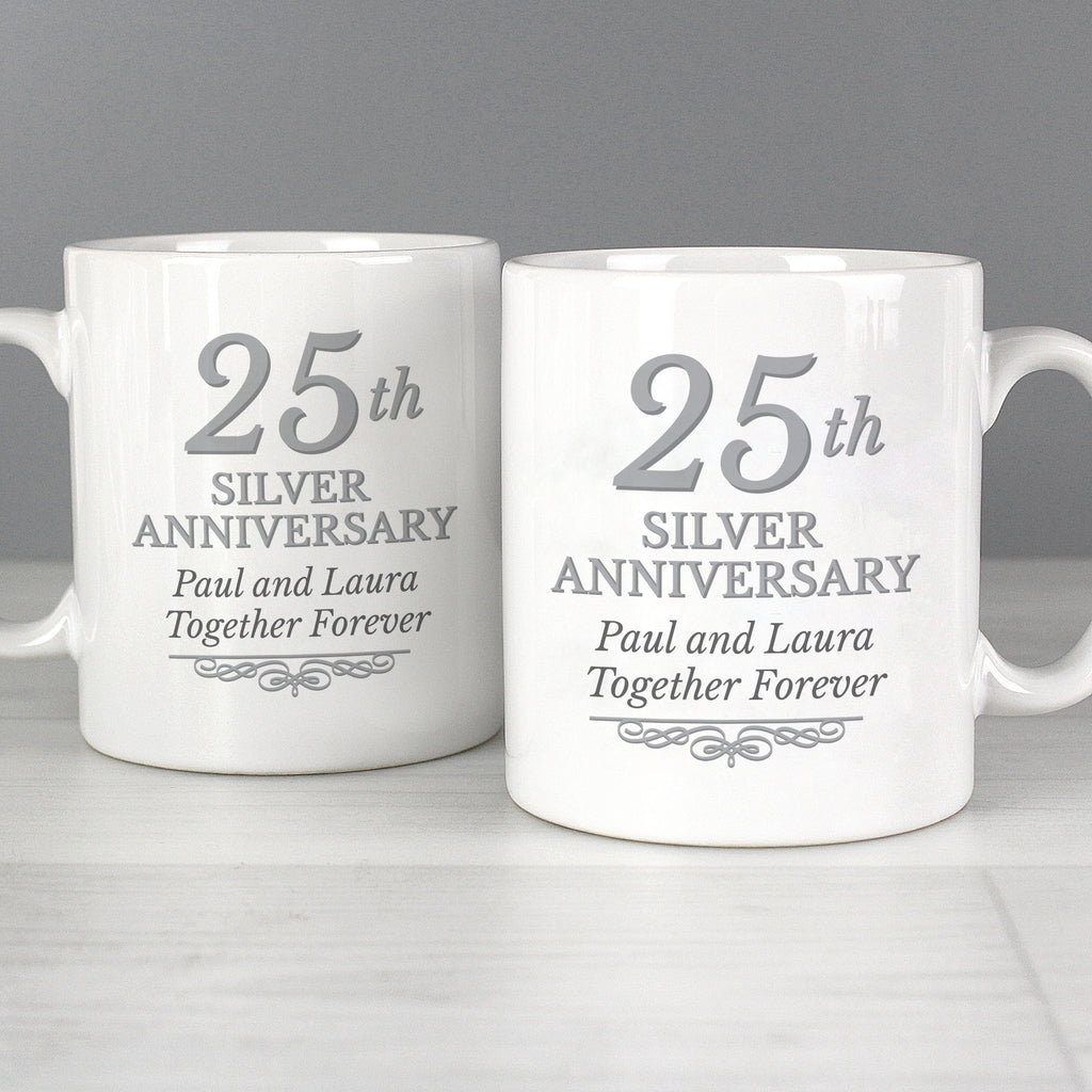 25th wedding anniversary gifts for wife