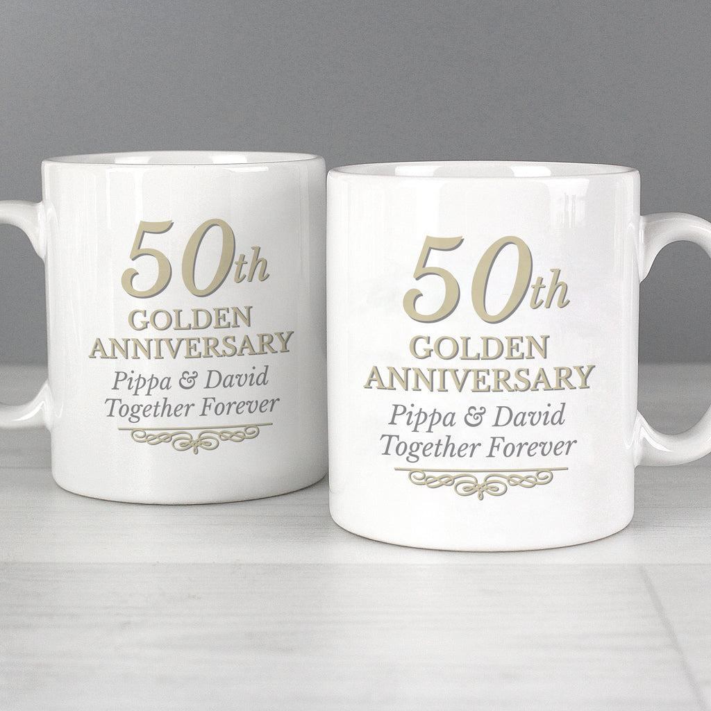 gifts for 50th wedding anniversary for parents