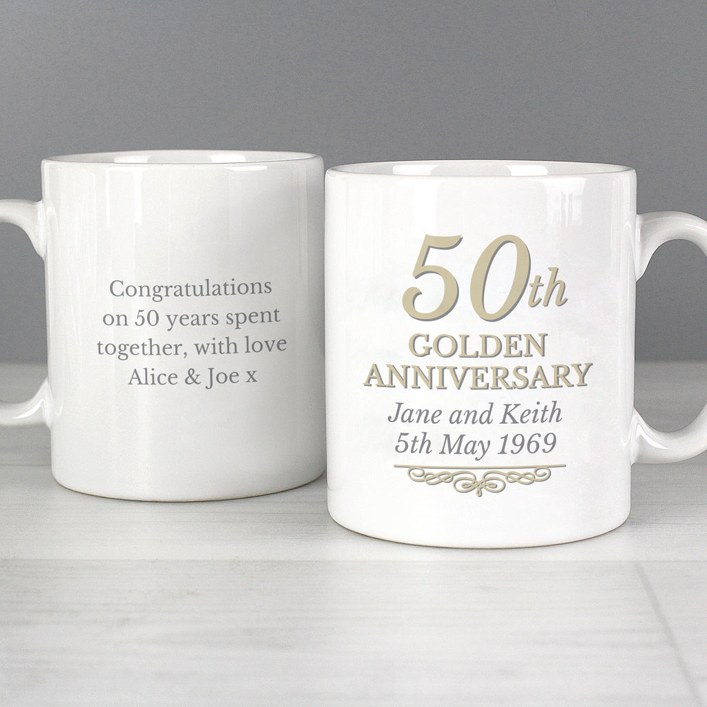 50th anniversary gift for grandparents