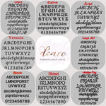 Dcaro personalised gifts